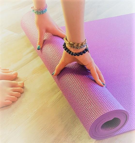 Ouverture de cours de yoga à Langoiran