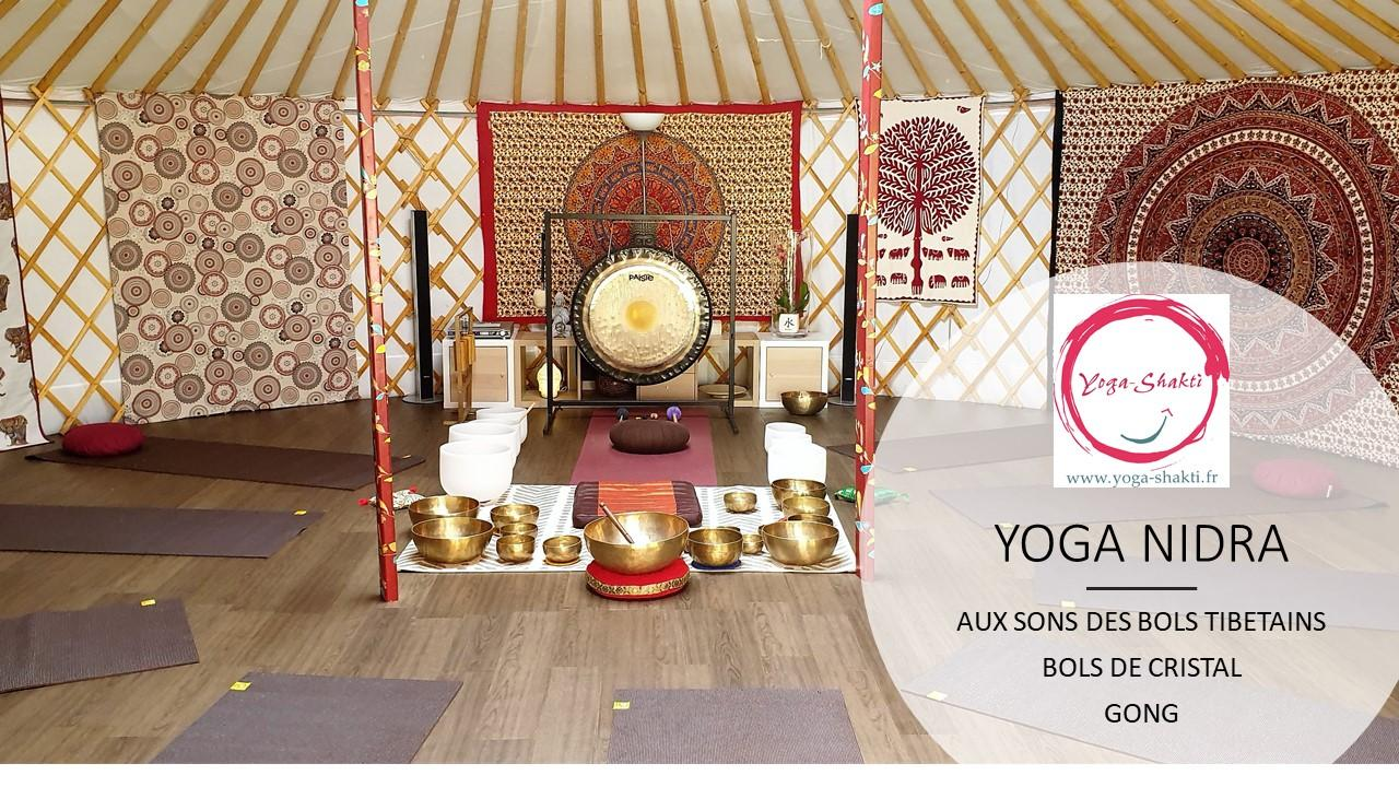 Yoga nidra atelier