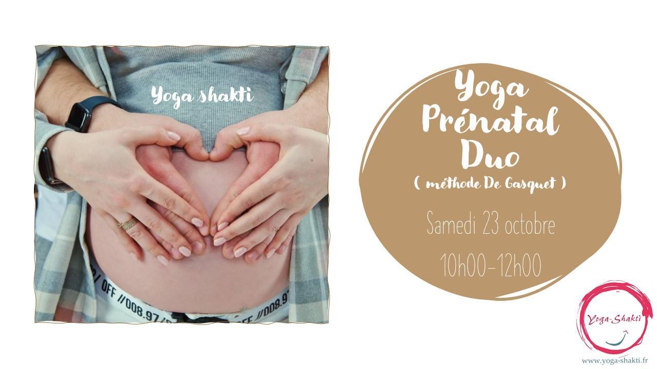 Yoga prenatal duo